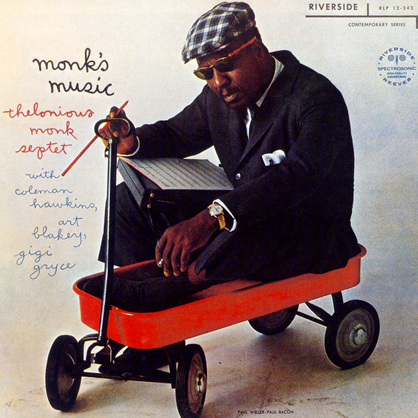thelonious monk - monk's music (sleeve art)